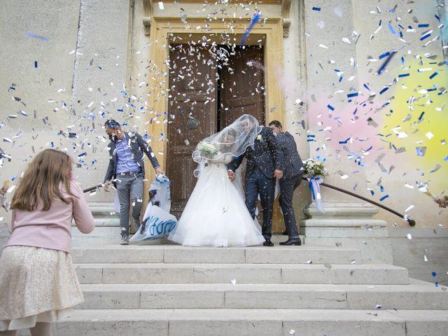 Il matrimonio di Matteo e Erika a Castelfranco Veneto, Treviso 19