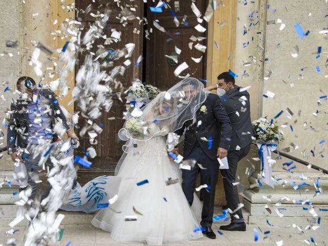 Il matrimonio di Matteo e Erika a Castelfranco Veneto, Treviso 20