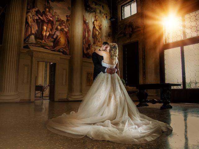 Il matrimonio di Matteo e Erika a Castelfranco Veneto, Treviso 1
