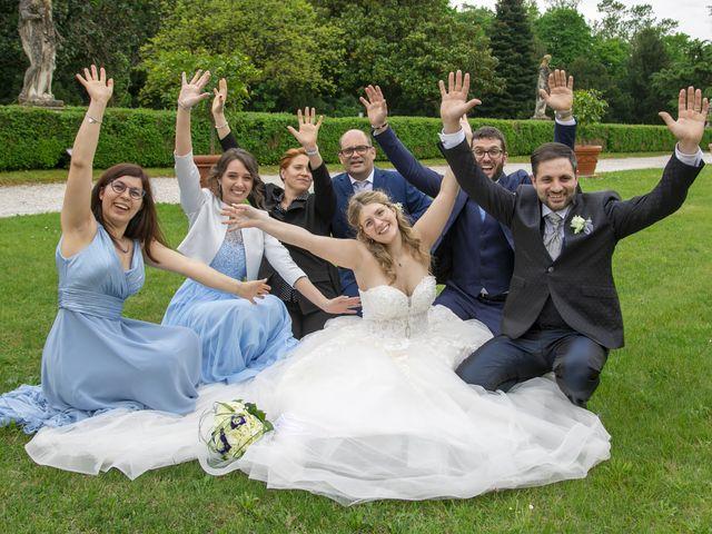 Il matrimonio di Matteo e Erika a Castelfranco Veneto, Treviso 34
