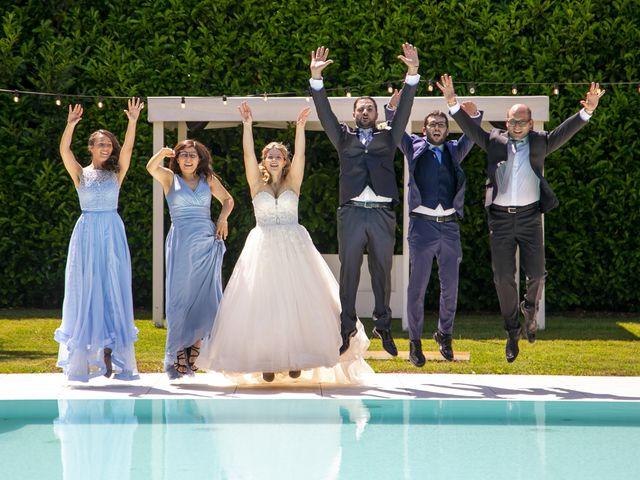 Il matrimonio di Matteo e Erika a Castelfranco Veneto, Treviso 43
