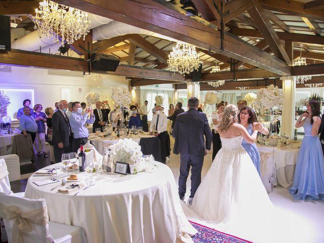 Il matrimonio di Matteo e Erika a Castelfranco Veneto, Treviso 44