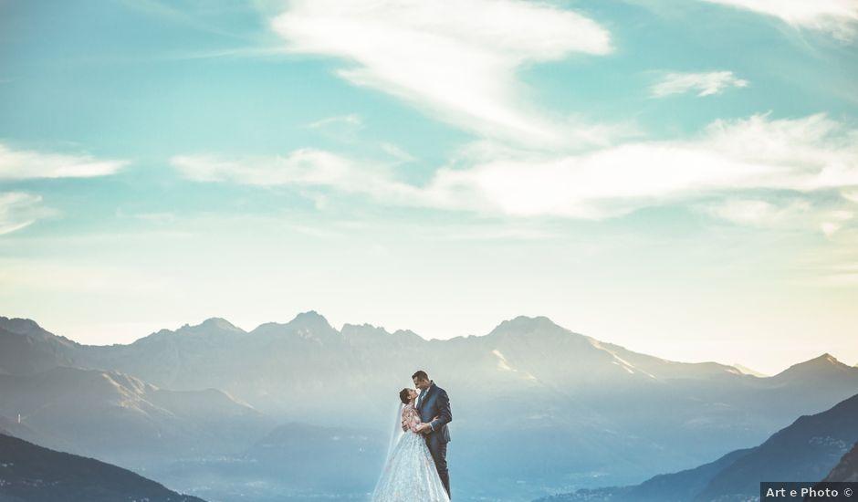 Il matrimonio di Luca e Debora a Desio, Monza e Brianza