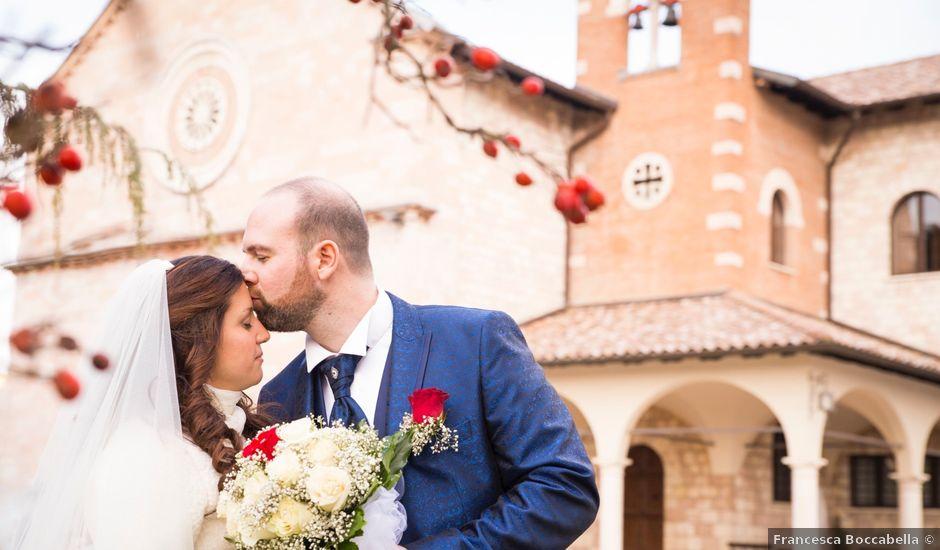 Il matrimonio di Giovanni e Chiara a Assisi, Perugia