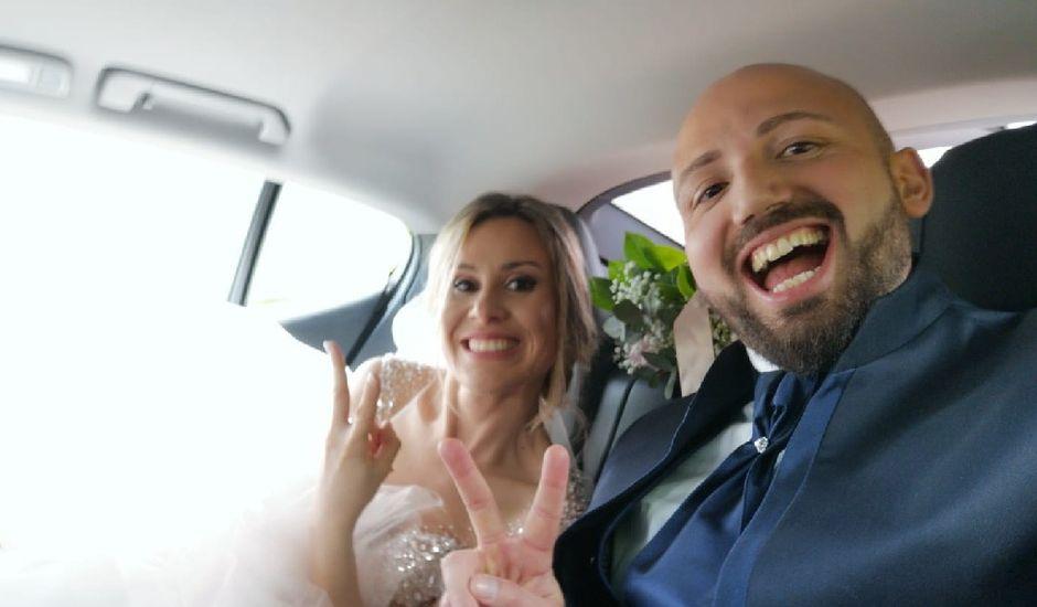 Il matrimonio di Antonello e Gianna a Città Sant'Angelo, Pescara