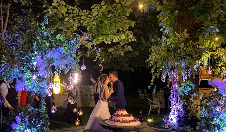 Il matrimonio di Stefano e Marta a Barzanò, Lecco