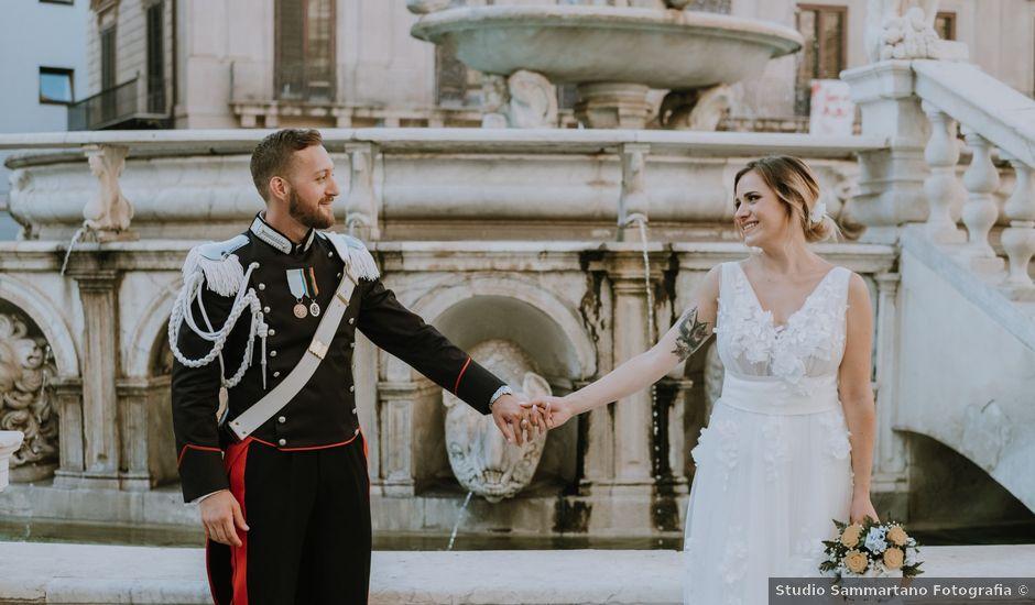 Il matrimonio di Marco e Giulia a Palermo, Palermo