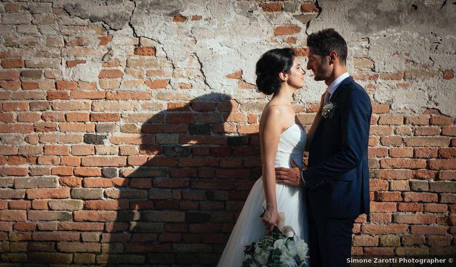Il matrimonio di Anca e Davide a Mantova, Mantova