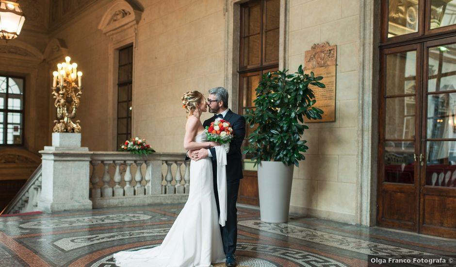 Il matrimonio di Gino e Eugenia a Torino, Torino
