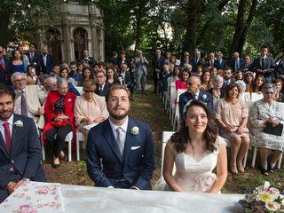 Le nozze di Sara e Arnaldo 1