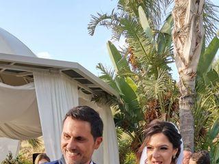 Le nozze di Alessandro e Mihaela 1