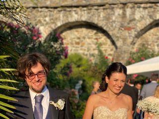 Le nozze di Ilaria Azzurra  e Filippo  2