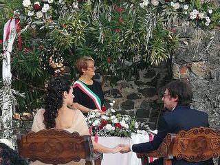 Le nozze di Ilaria Azzurra  e Filippo  3