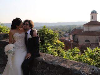 Le nozze di Ilaria Azzurra  e Filippo