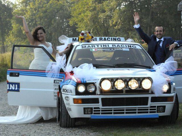 Il matrimonio di Massimo e Lucia a Agliè, Torino 45