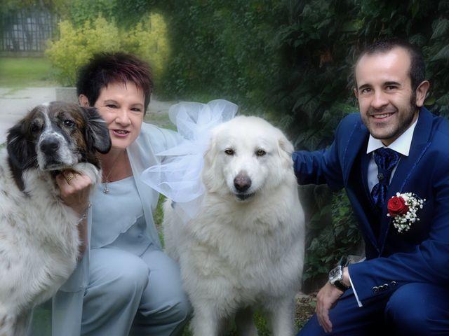 Il matrimonio di Massimo e Lucia a Agliè, Torino 6