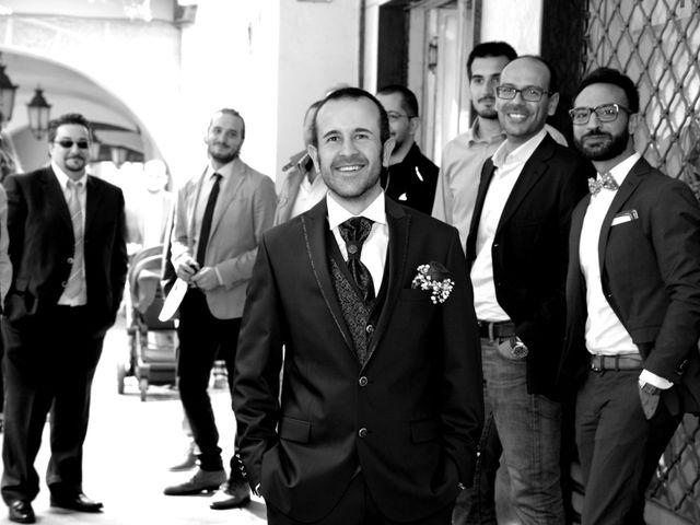 Il matrimonio di Massimo e Lucia a Agliè, Torino 8