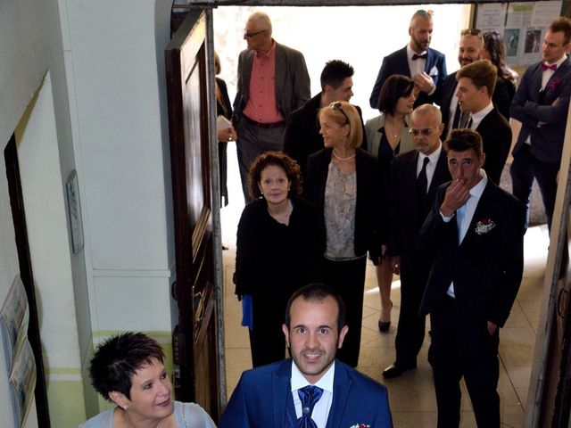 Il matrimonio di Massimo e Lucia a Agliè, Torino 9