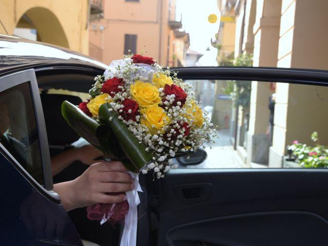 Il matrimonio di Massimo e Lucia a Agliè, Torino 10