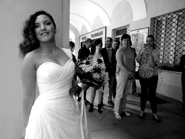 Il matrimonio di Massimo e Lucia a Agliè, Torino 11