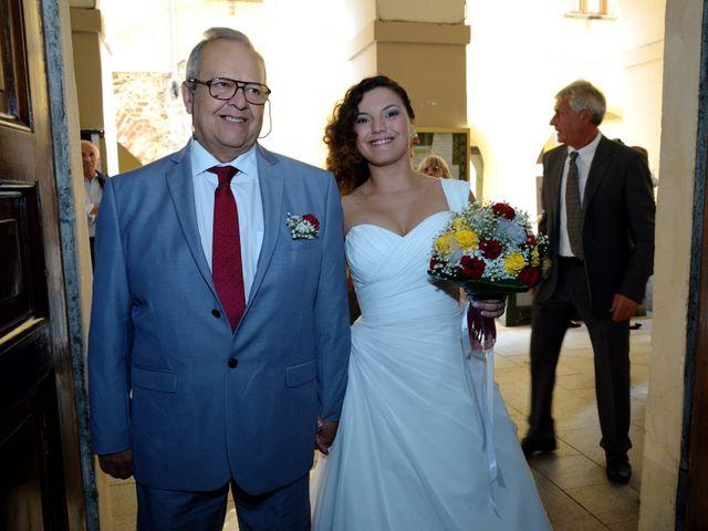 Il matrimonio di Massimo e Lucia a Agliè, Torino 12