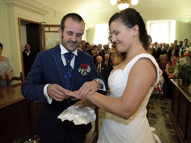 Il matrimonio di Massimo e Lucia a Agliè, Torino 17