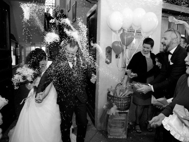 Il matrimonio di Massimo e Lucia a Agliè, Torino 20