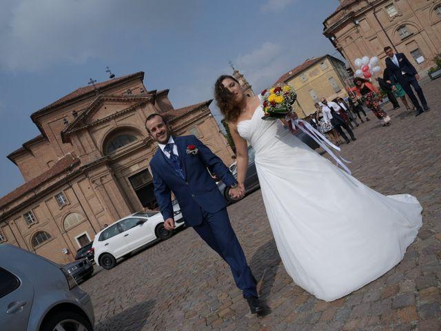 Il matrimonio di Massimo e Lucia a Agliè, Torino 24