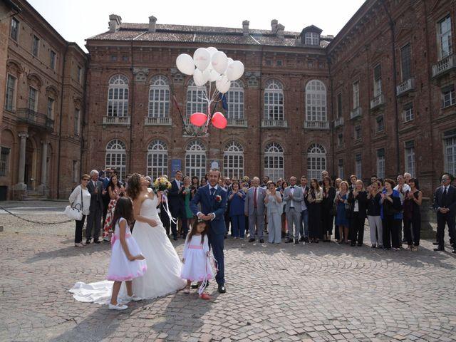 Il matrimonio di Massimo e Lucia a Agliè, Torino 25