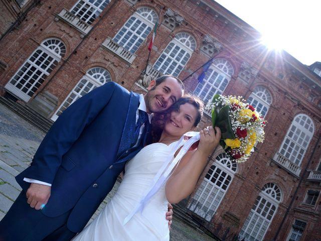 Il matrimonio di Massimo e Lucia a Agliè, Torino 26