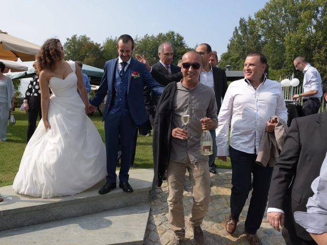 Il matrimonio di Massimo e Lucia a Agliè, Torino 31