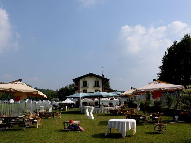 Il matrimonio di Massimo e Lucia a Agliè, Torino 29