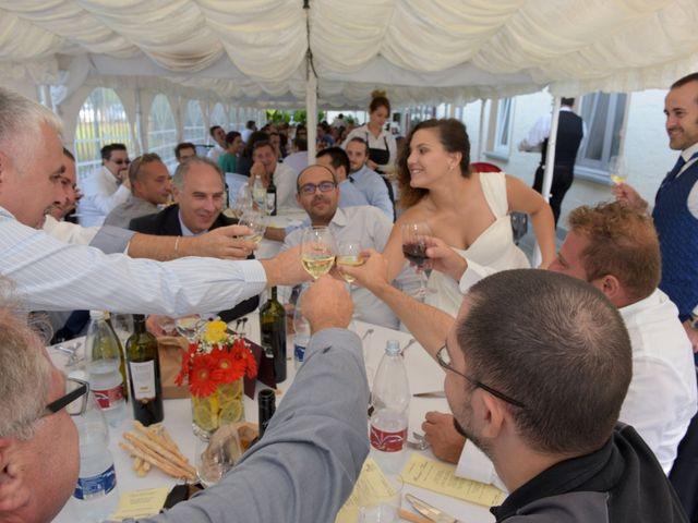 Il matrimonio di Massimo e Lucia a Agliè, Torino 37