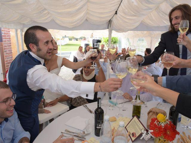 Il matrimonio di Massimo e Lucia a Agliè, Torino 40