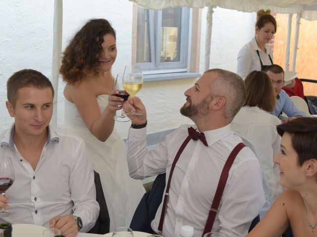 Il matrimonio di Massimo e Lucia a Agliè, Torino 43