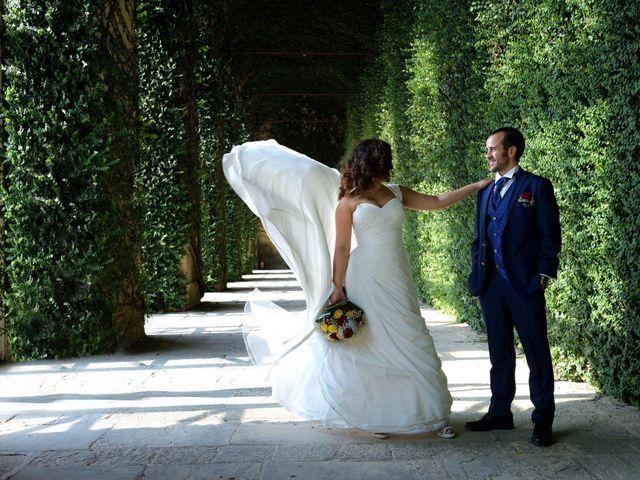 le nozze di Lucia e Massimo