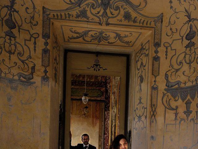 Il matrimonio di Massimo e Lucia a Agliè, Torino 49