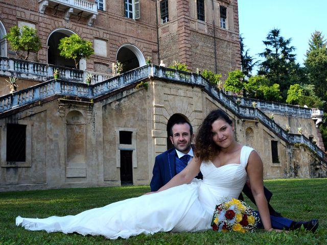 Il matrimonio di Massimo e Lucia a Agliè, Torino 52