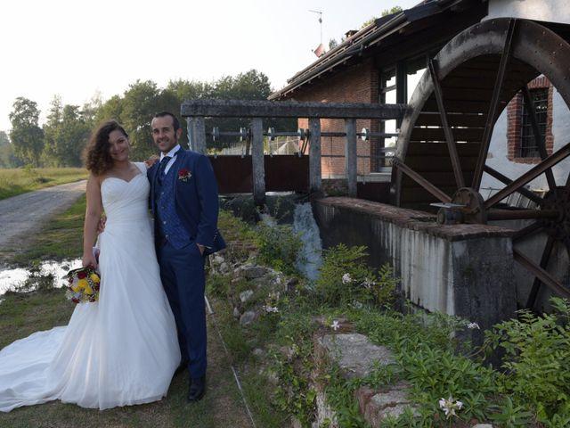 Il matrimonio di Massimo e Lucia a Agliè, Torino 56