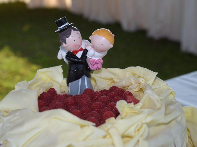 Il matrimonio di Massimo e Lucia a Agliè, Torino 57