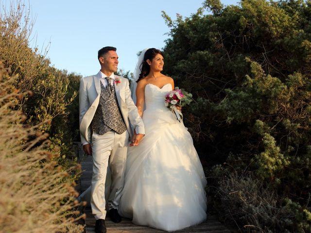 le nozze di Natalie e Andrea