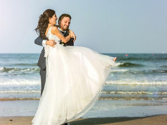 Il matrimonio di Marco e Silvia a Riccione, Rimini 9