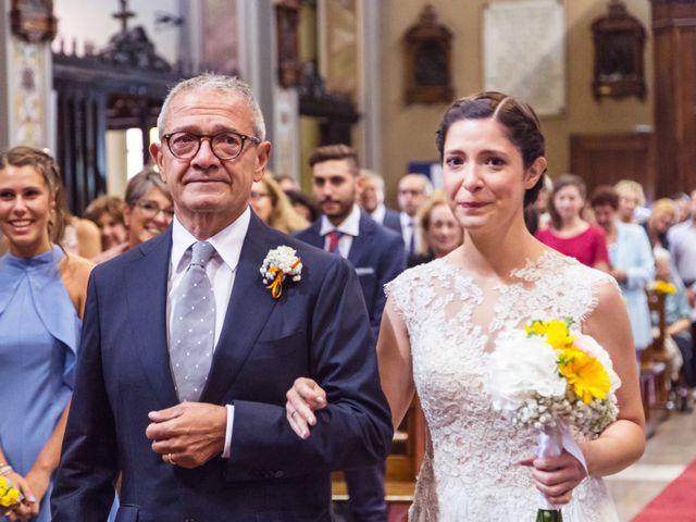 Il matrimonio di Francesco e Cecilia a Vigevano, Pavia 7