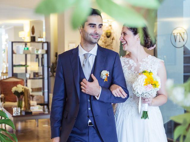 Il matrimonio di Francesco e Cecilia a Vigevano, Pavia 21