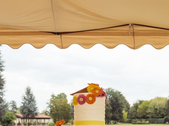 Il matrimonio di Francesco e Cecilia a Vigevano, Pavia 25