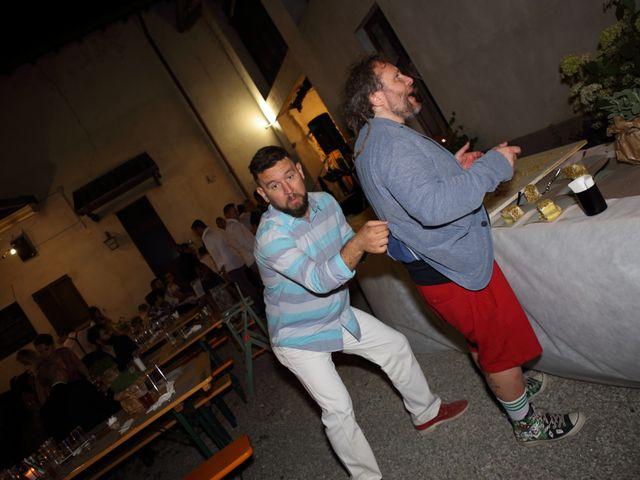 Il matrimonio di Ray e Patty a Cernusco Lombardone, Lecco 69