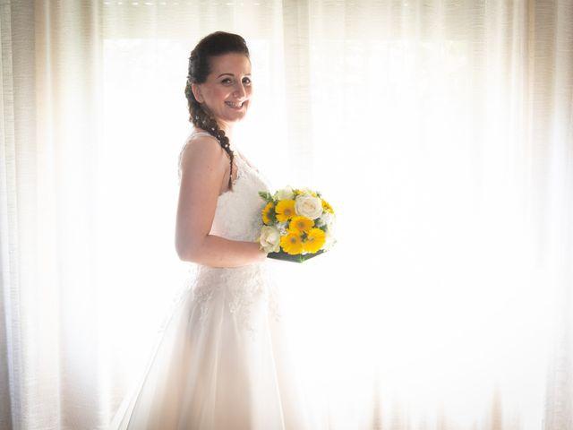 Il matrimonio di Alessio e Alessia a Barengo, Novara 1