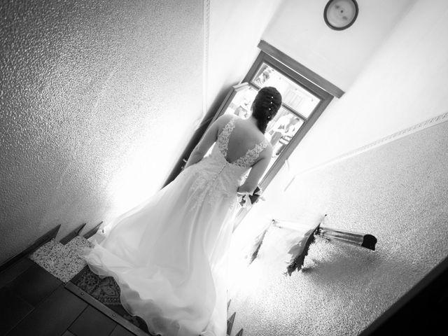 Il matrimonio di Alessio e Alessia a Barengo, Novara 5
