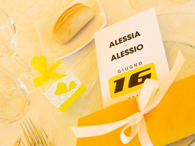 Il matrimonio di Alessio e Alessia a Barengo, Novara 11