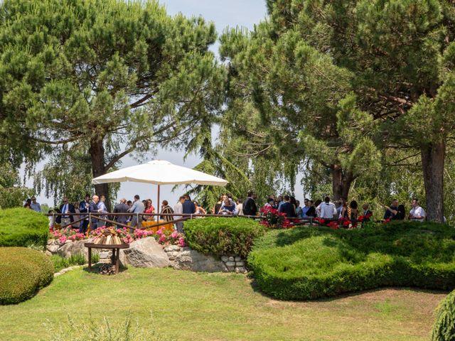 Il matrimonio di Alessio e Alessia a Barengo, Novara 12